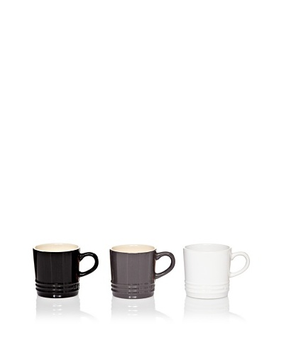 Le Creuset Set 3 Tazas Cappuccino