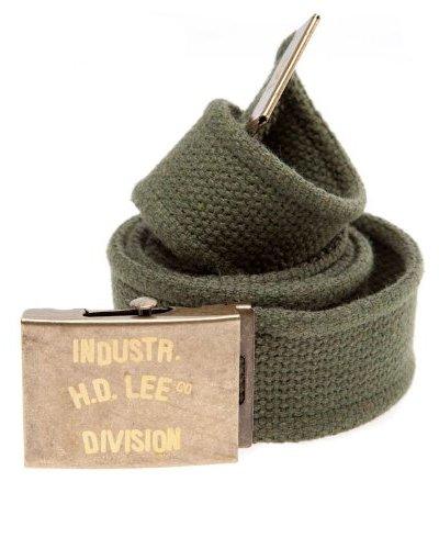 Lee Cinturón Canvas