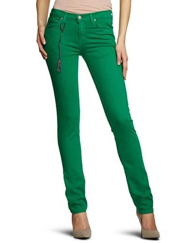 Lee Pantalón Steven Verde