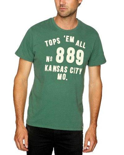 Lee Camiseta Hendry Verde