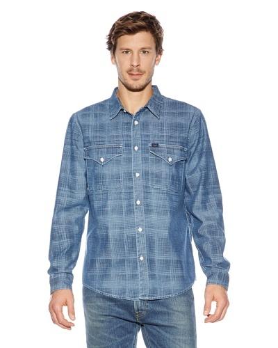 Lee Camisa  Altay Azul