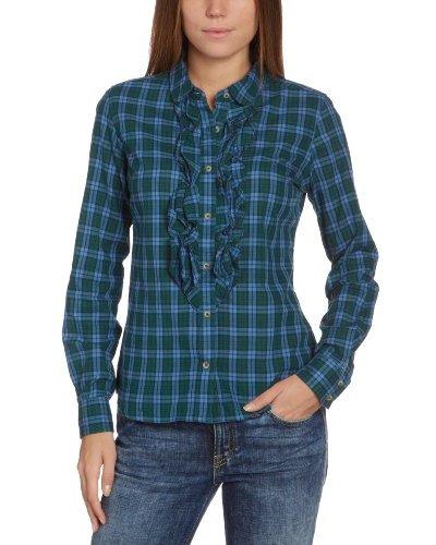 Lee Camisa Ivy Verde