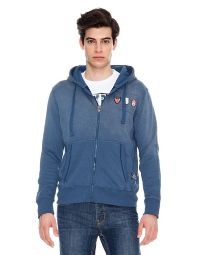 The Fresh Brand Sudadera Parches