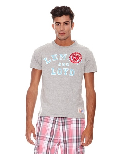 Lenny & Loyd Camiseta Blaze Gris