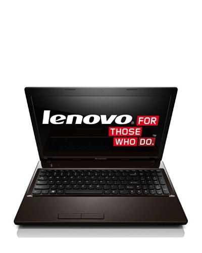 "Lenovo Portátil G580 i3 / RAM 4G / HDD 750GB / 15,6"" HD"
