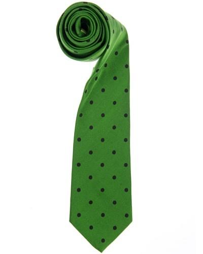 Lester Corbata Lunar Tinto I Verde / Negro