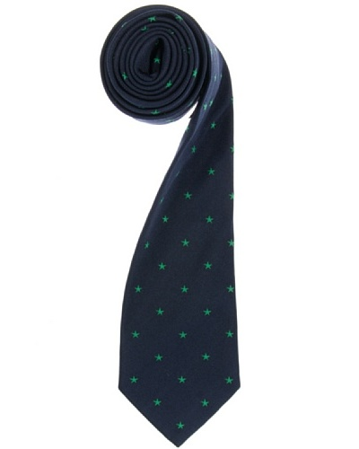 Lester Corbata Estrellas Azul / Verde