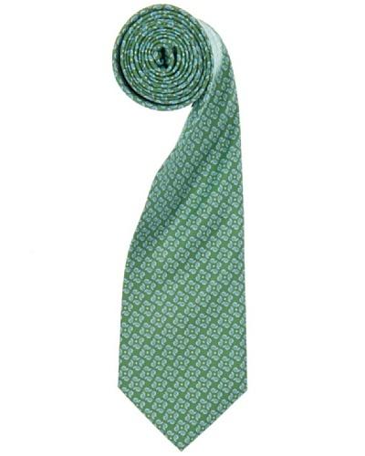 Lester Corbata Caracoles Verde / Verde