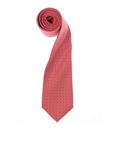 Lester Corbata Antifaces Rojo / Rosa