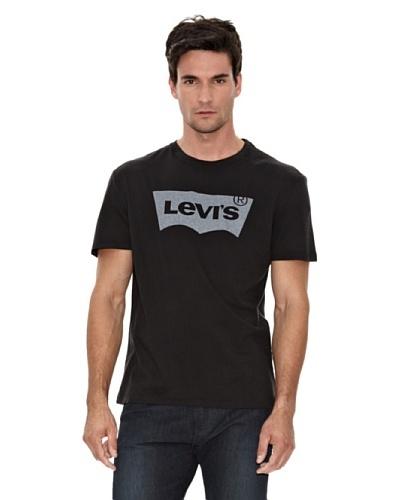 Levi's Camiseta Batwing Black