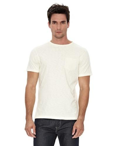 Levi's Camiseta Premium Pocket Chalky White