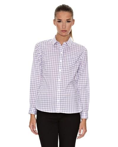 Levi's Camisa 1 Bolsillo Violet Tulip Gingh