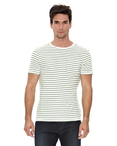 Levi's Camiseta Premium Pocket White
