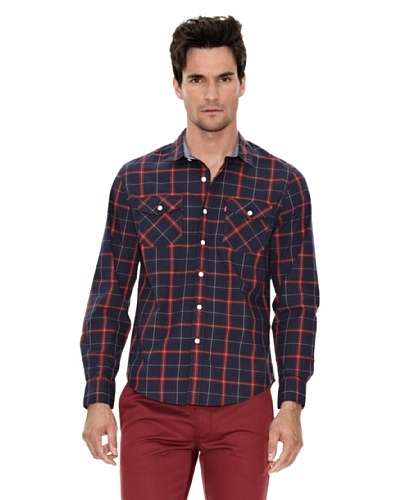 Levi's Camisa Truckee Dress Blues