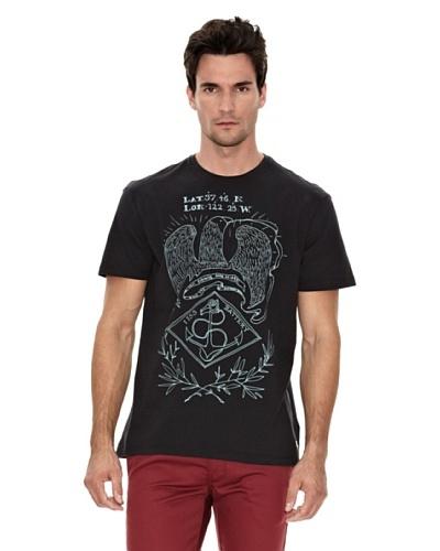 Levi's Camiseta Crew Jet Black