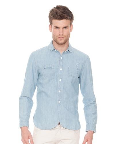 Levi'S Camisa Bolsillo Asimétrico Chambray
