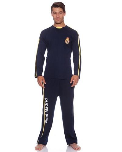 Licencias Pijama Ml Real Madrid Azul Marino