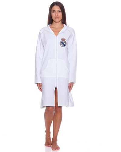 Licencias Pijama Bata Blanca Mujer R.Mad Blanco