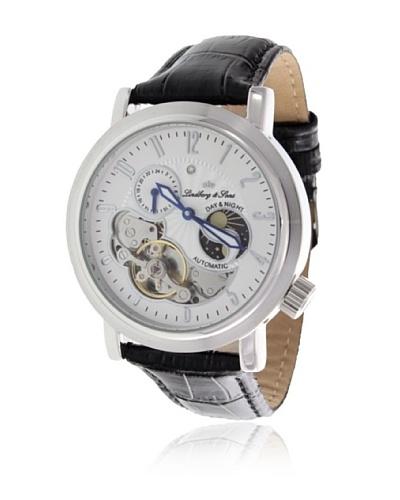 Lindberg & Sons Reloj Day & Night Plata