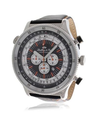 Lindberg & Sons Reloj Orbit Plata