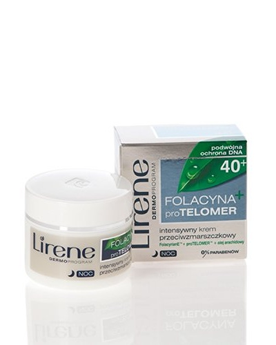 Lirene Crema Intensa De Noche Anti-Arrugas 50 ml