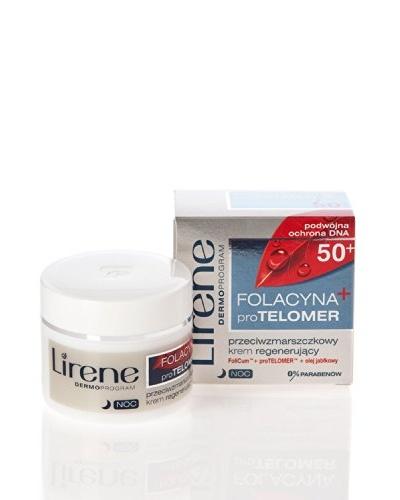 Lirene Crema De Noche Nutritiva Anti-Arrugas 50 ml