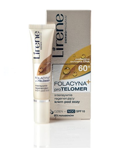 Lirene Crema Contorno Ojos Lifting Intenso 15 ml