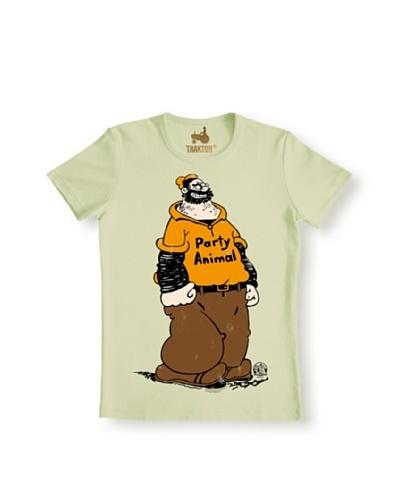 Logoshirt Camiseta Unisex POPEYE – PARTY ANIMAL Camiseta Ajustada