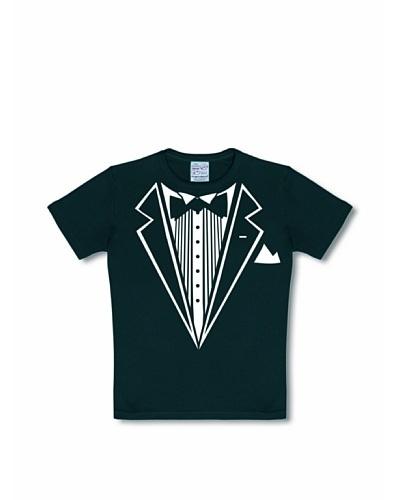 9a1e8f949 Logoshirt Camiseta Niños Cuello Esmoquin