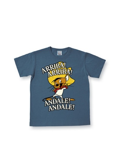 Logoshirt Camiseta Easyfit Looney Tunes Arriba! yale!