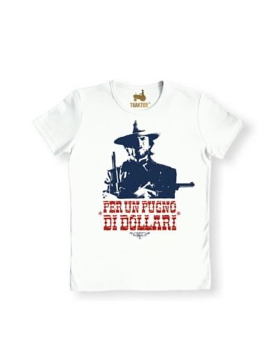 Logoshirt Camiseta Unisex PER UN PUGNO DI DOLLARI Camiseta Ajustada