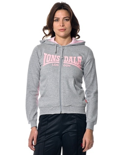 Lonsdale Sudadera Ladies Zip
