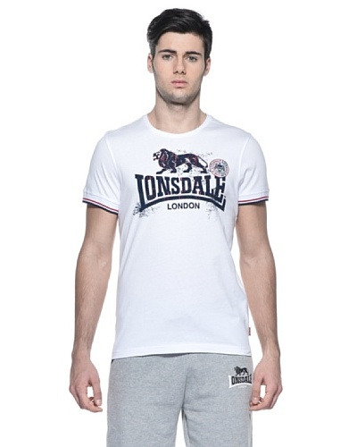 Lonsdale Camiseta Slim Fit
