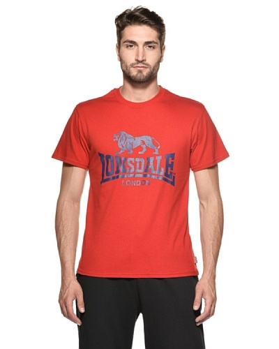 Lonsdale Camiseta Logo