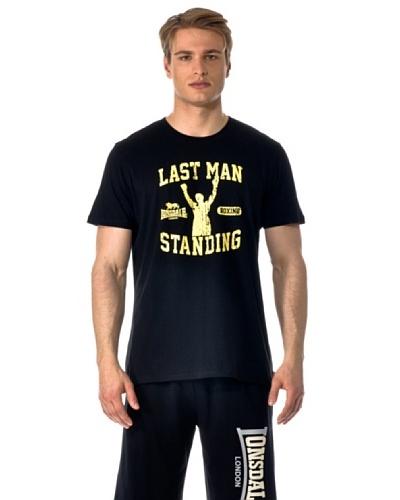 Lonsdale Camiseta Last Man Standing