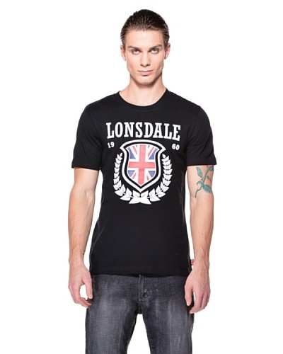 Lonsdale Camiseta History Leaves