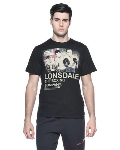 Lonsdale Camiseta Regular Print