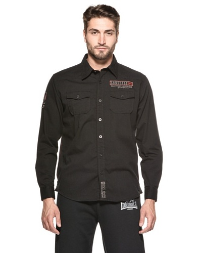 Lonsdale Camisa Fit Camicia Blaxton