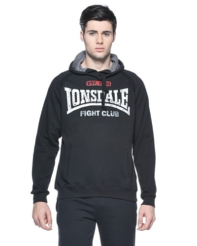Lonsdale Sudadera Hooded