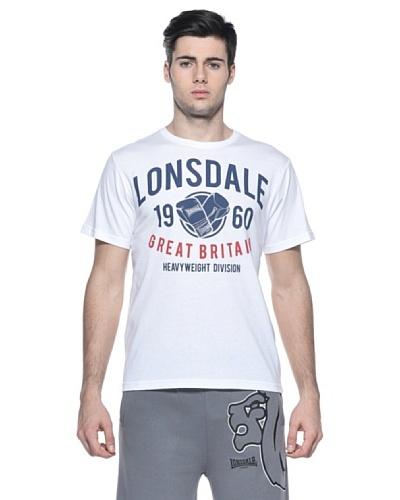 Lonsdale Camiseta Básica Logotipo
