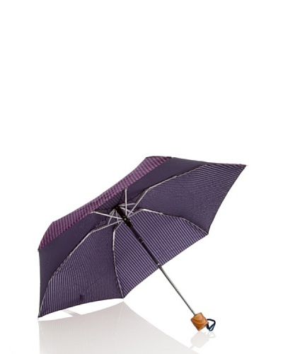 Dots Paraguas Plegables Fucsia