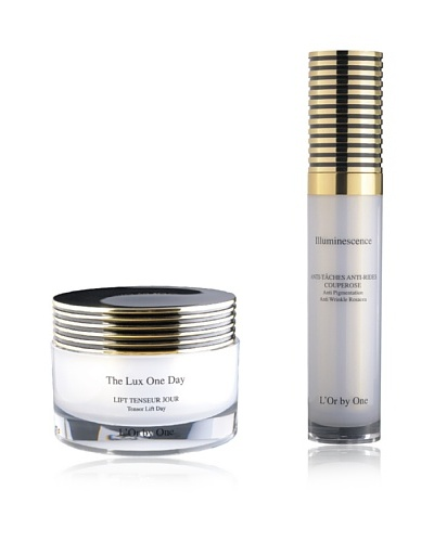 L'Or by One Set Crema de Día The Lux One Day 50 ml + Crema Illuminescence 30 ml