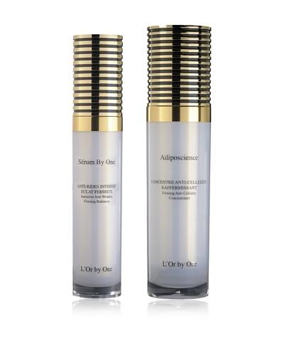 L'Or by One Set Sérum By One 30 ml + Crema Anti-Celulitis Adiposcience 120 ml