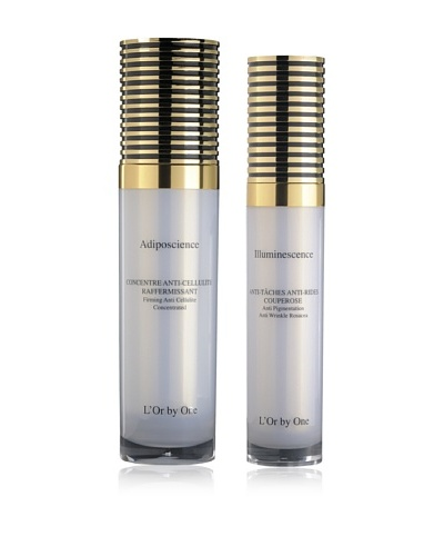 L'Or by One Set Crema Anti-Celulitis Adiposcience 120 ml + Crema Illuminescence 30 ml