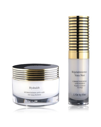 L'Or by One Set Crema Hydralift 50 ml + Crema De Ojos De Noche Reafirmante 15 ml