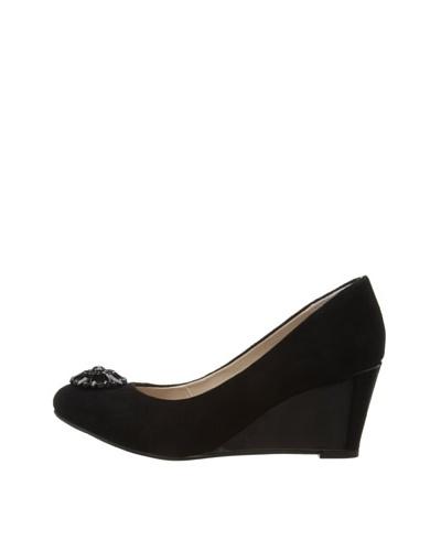 Lotus Zapatos Diamante Negro
