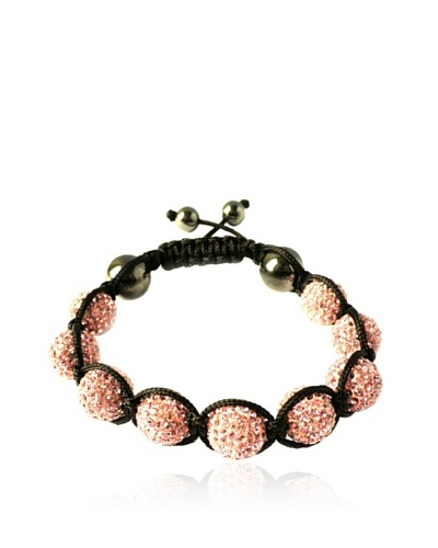 Love Crystal Pulsera LCRY175-PPNK