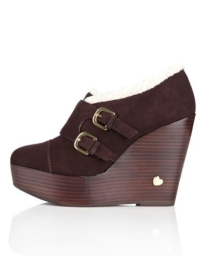 Love Moschino Zapatos Cuña