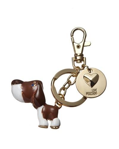 Love Moschino Llavero Dog