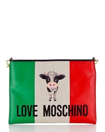 Love Moschino Bolso Italian Cow